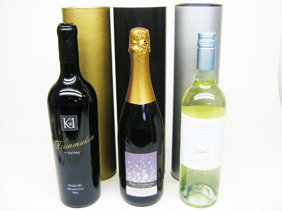 WINE CANISTERS